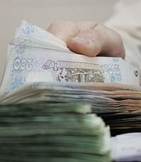 Показатели средней заработной платы во втором полугодии 2014 года на отдельных предприятиях г. Никополя