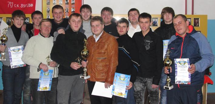 Федерация Футбола Никополя. Итоги 2011