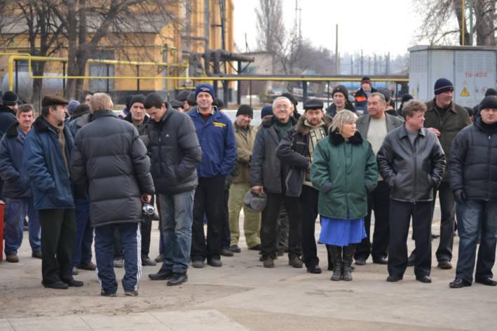 Никопольские железнодорожники получили новый санитарно-бытовой корпус