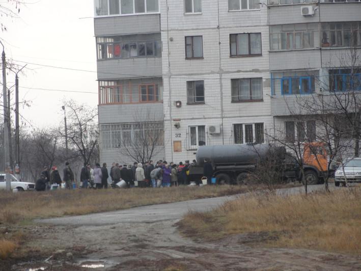 44-тысячный Орджоникидзе встречает Новый год без воды! (фото)