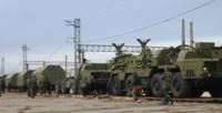 Подарки для дивизиона ПВО: техника и телевизор