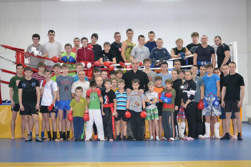 Пятилетие спортзала клуба «Арктур-спорт» (фото)