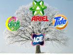 Откуда взялся стиральный порошок на деревьях в г.Орджоникидзе?