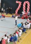 Никополь с размахом отметил 70-летие великого тренера