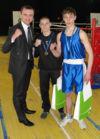 На ринге сошлись боксеры в честь Вячеслава Дубинина