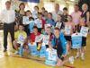 В Никополь съехались юные мастера пинг-понга со всей Украины