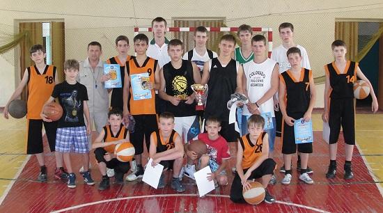 Баскетбольный уик-энд в Никополе