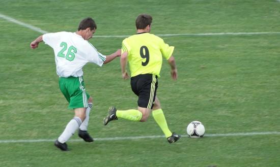Чемпионат Никополя по футболу. 2 тура позади