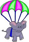 Сбросят ли в Никополь боевого слона на парашюте?