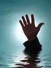 На городском пляже утонул 17-летний парень