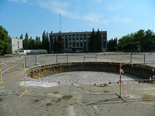 В Орджоникидзе таки будет фонтан