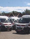 Пополнение в автопарке станции скорой помощи (видео)