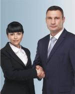 Виталий Кличко в Никополе