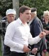 О чем говорят избиратели на встречах с кандидатом в депутаты Верховной Рады Евгением Рыжковым?