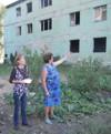 БЕЗ ВОДЫ И ГАЗА В РАЗРУШЕННОМ ОБЩЕЖИТИИ уже много лет живут три никопольские семьи