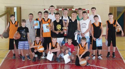 Баскетбол в Никополе жив!