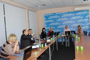 Проект РЕОП розпочав серію тренінгів з бюджетного прогнозування