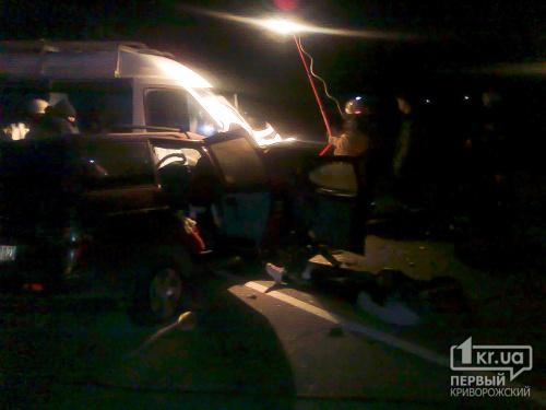 Ужасное ДТП под Лозоваткой (фото, видео)