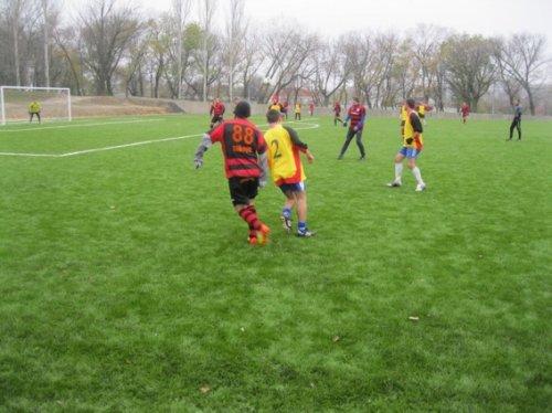 Футбольний турнір «Молодь! Громада! Влада!»