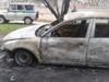 В Никополе на ул. Жуковского сгорел автомобиль