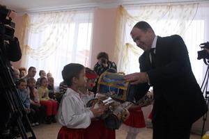 В Нікополі після капітального ремонту відкрито дитячий садок «Перлинка»