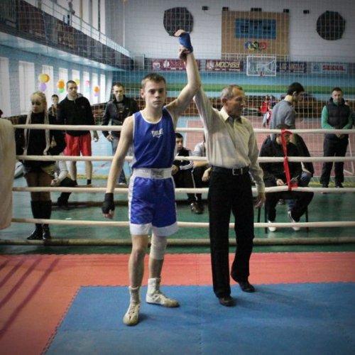 Боксеры почтили память Великого тренера