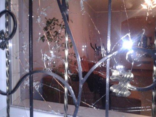 Никопольскому журналисту во двор кинули гранату (обновлено)