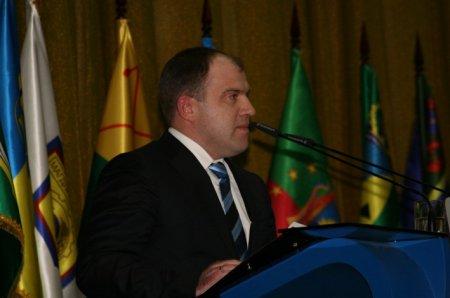 Євген Удод привітав Дмитра Колєснікова з призначенням