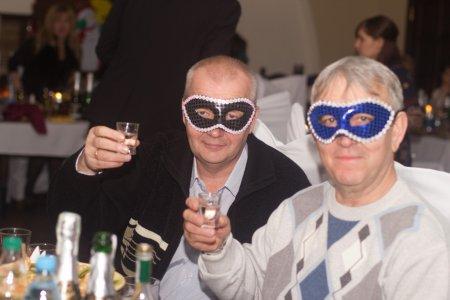 «Карнавальная ночь» в «Ковчеге» (фото)