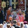 В Никополь доставили Благодатный огонь
