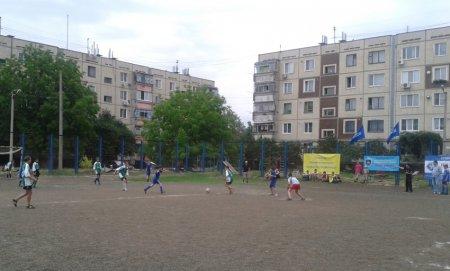 Футбольный турнир на Кубок микрорайона Жуковского
