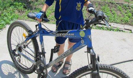 У ребёнка отобрали велосипед. Помогите!