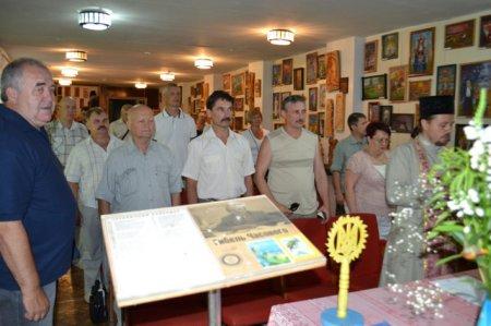 В Никополе состоялась очередная Рада Атаманов