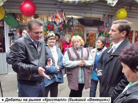 Почему Владимир Пинчук не наел ни брюха, ни щек?