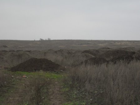 Подпольная добыча марганцевого сырья в Никопольском регионе загрязнила гектары земли. Нас ждет эпоха «копанок»?