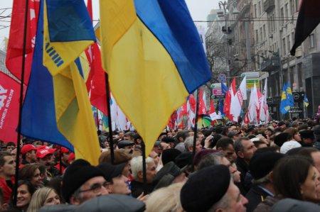 Евромайдан глазами никопольских ударовцев