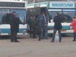 Никопольчане едут на митинг в Днепропетровск