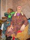 Бабушек объединил общий внук