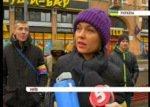 «Тітушки» намагались розібрати барикаду на Хрещатику [відео]
