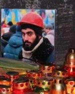 Похороны Сергея Нигояна (видео, без комментариев)