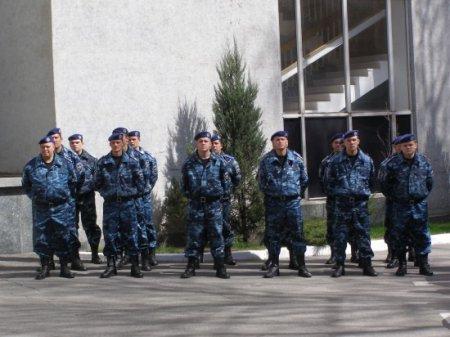 На Новый год Облпрокуратура «подарила» КП «Муниципальная гвардия» уголовное дело