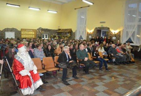 Традиционная новогодняя встреча казаков «Координационного совета казачества Никопольского края»