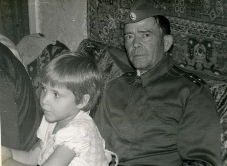 Вечная Память моему мужу и нашему отцу и дедушке. История одного никопольчанина