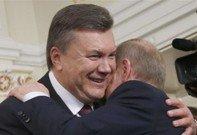 Янукович находится в подмосковной Барвихе