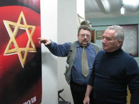 В музее впервые открылась выставка об участии еврейского народа в Великой Отечественной войне