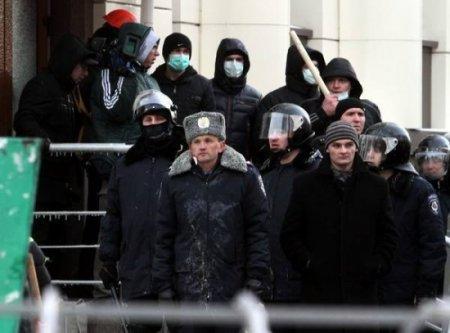 Мэр Днепропетровска Иван Куличенко легализовал бандформирование титушек (+Видео хит от Алексея Мочанова)